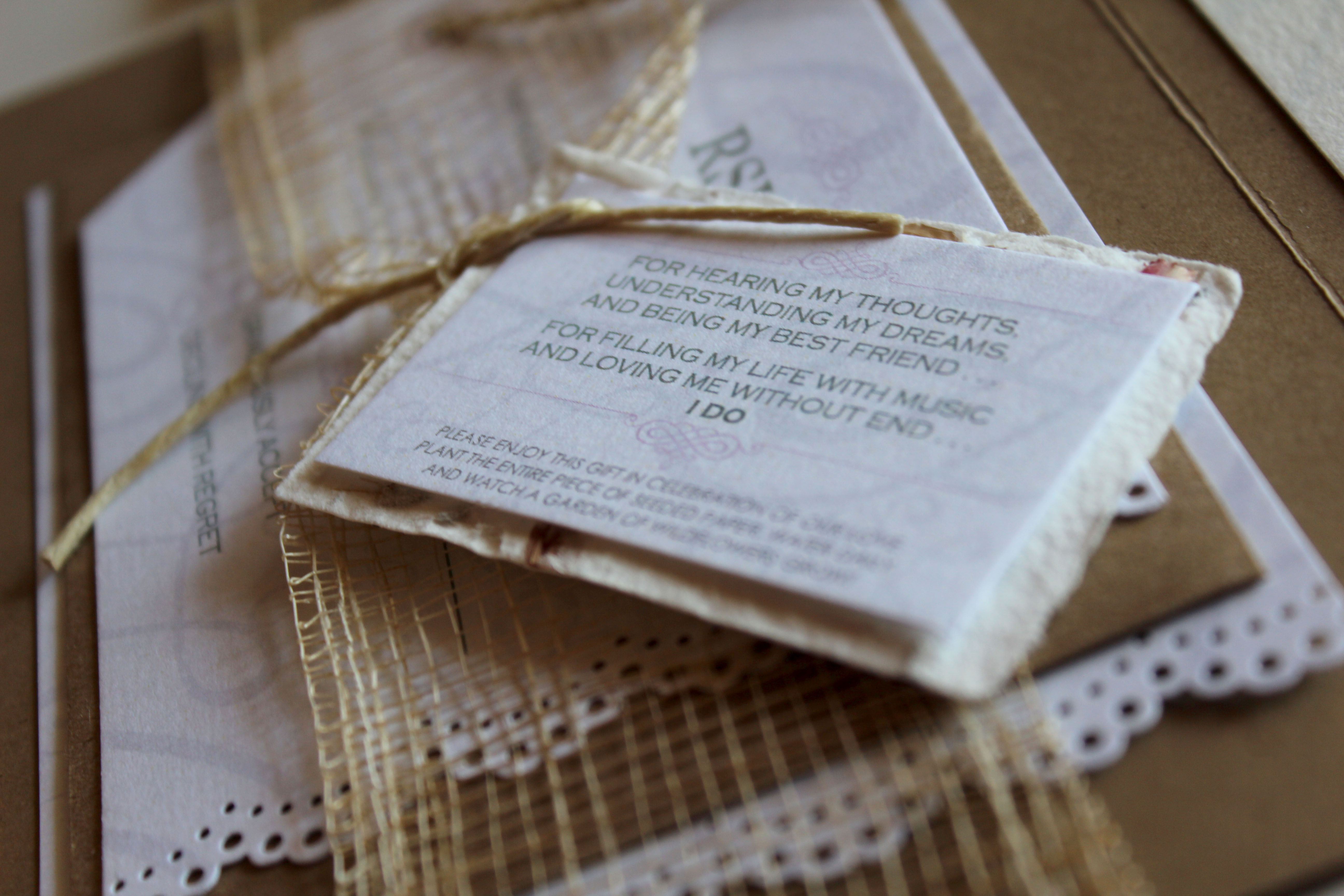 Rustic Chic Wedding Invitations was very inspiring ideas you may choose for invitation ideas